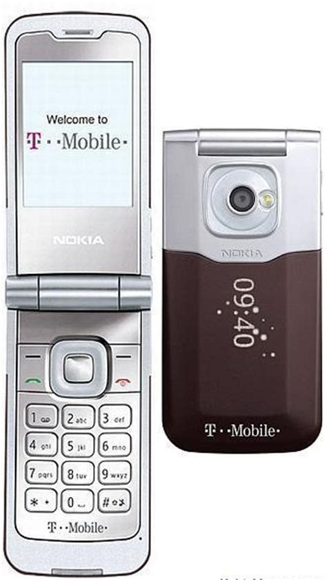 Hp Nokia Flip 7510 nokia 7510 t mobile nokia museum