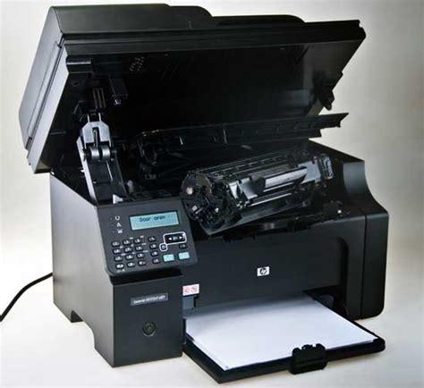 Printer Laserjet Multi Fungsi hp laserjet pro m1212nf review computershopper