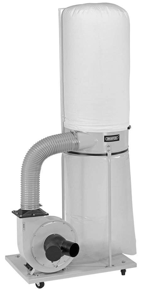Draper 80946 (DE1500) - 153L Dust Extractor (1500W) | CCW