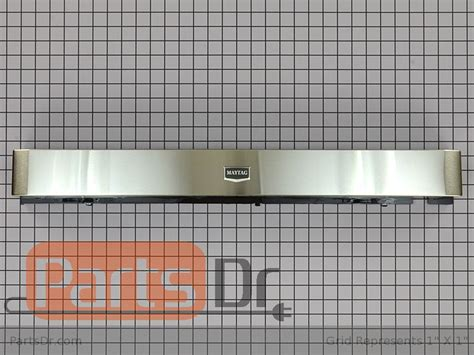 ge microwave with vent fan w10259232 maytag vent grille stainless parts dr