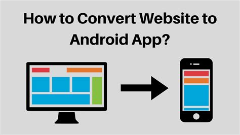 android website how to convert website to android app using android studio the programmer