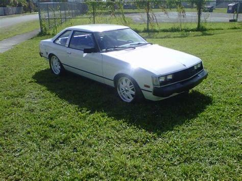 1980 Toyota Celica Gt Find Used 1980 Toyota Celica Gt Coupe 2 Door 2 2l In Miami