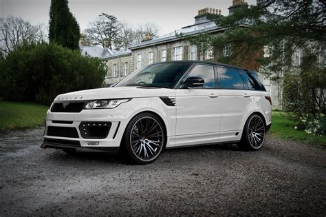 range rover custom range rover sport styling package by aspire design