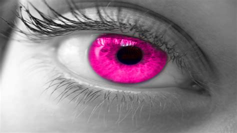 pink eye color whats your favorite color for girlsaskguys