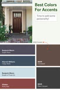Most Popular Paint Colors 2016 The Most Popular Exterior Paint Colors At Home