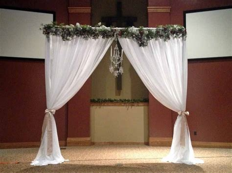 Fabric For Wedding Backdrops