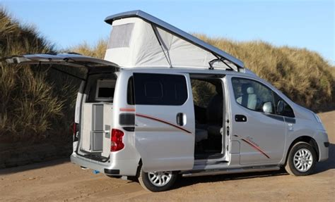 Build A Two Car Garage Happy Camper Award Winning Nissan Nv200 Combithe West Way