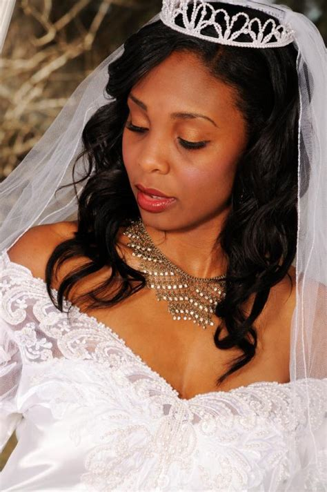Images Black Wedding Hairstyles by Black Wedding Hairstyles With Curls Www Pixshark
