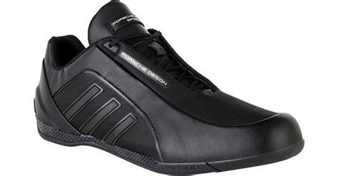 porsche design sport shoes porsche design sport athletic ii mesh trainer in black for