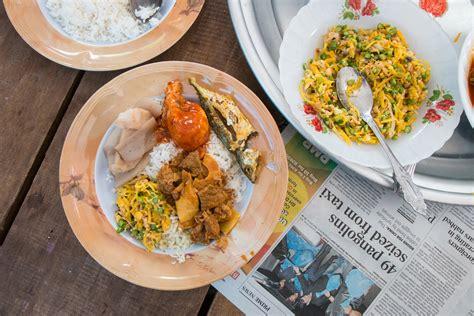 Wedding Food by Crashing A Malaysian Wedding Food And A Durian