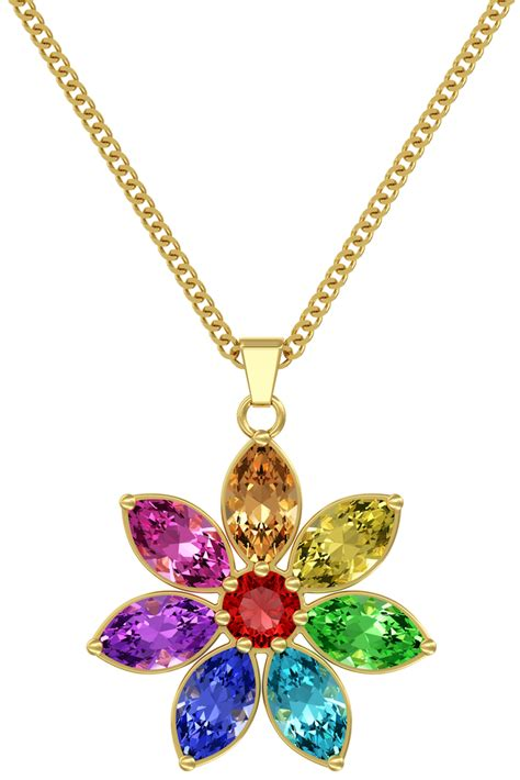 All About Rainbow Jewelry Fashion Note Me