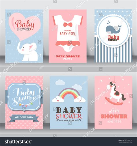baby fullmoon card template happy birthday baby shower celebration greeting
