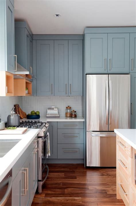 Kitchen With Blue Countertops by 30 Gorgeous Blue Kitchen Decor Ideas Digsdigs
