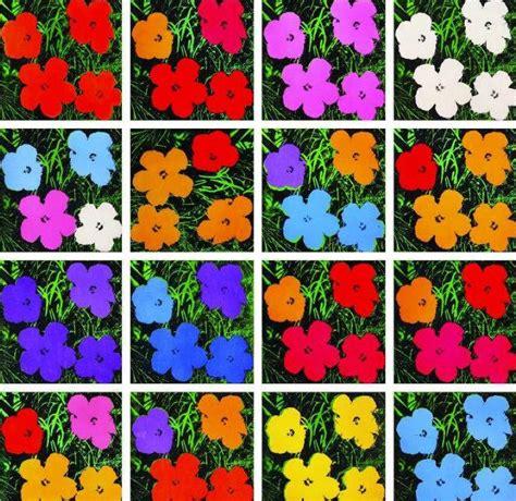 fiori andy warhol andy warhol s flowers series 1970 masterworks
