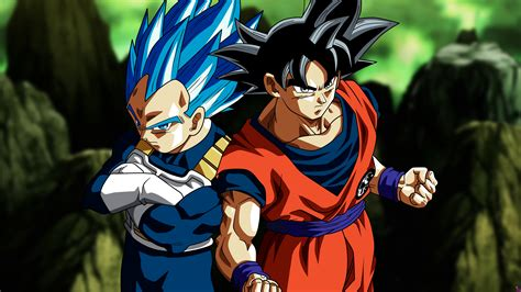 imagenes goku full hd son goku vegeta in dragon ball super 5k hd anime 4k