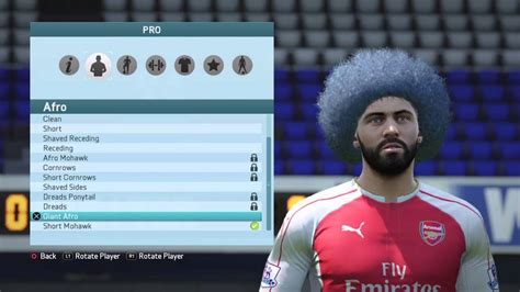 fifa 14 hairstyles how to unlock afro hairstyles in fifa 14 hair