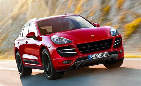 porsche jeep 2015 base model 2015 porsche cayenne and gts to debut at l a