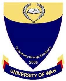 Univ Of Of Wah