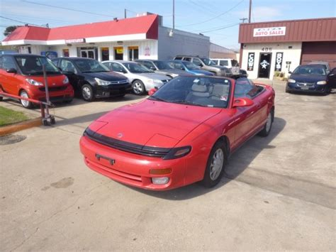 1993 Toyota Celica Gts Specs 1993 Toyota Celica 972 972 7200 Irving Cheap Cars