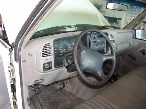 automotive air conditioning repair 1993 chevrolet s10 interior lighting sparky s answers 1997 gmc c1500 pickup no blower part 1
