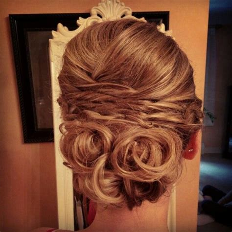 of honor updo bridalhair wedding of honor hairstyles cas updo and