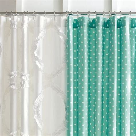 Youth Shower Curtains Dottie Shower Curtain Shower Curtains Curtains And Showers
