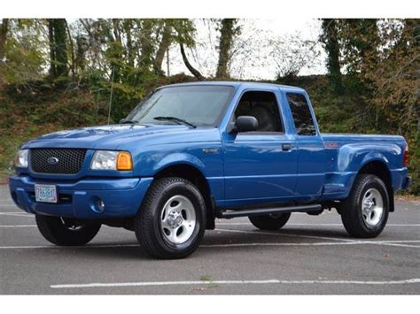 ranger ford 2001 2001 ford ranger photos informations articles