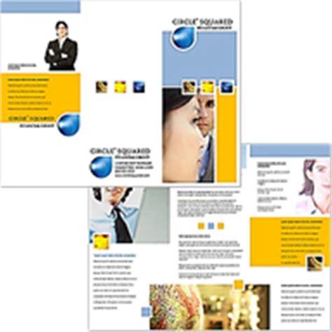 design your leaflet online online brochure design