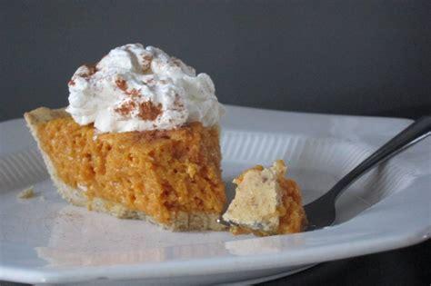 pumpkin chiffon pie sugar gluten free the mullett family