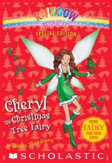 cheryl the christmas tree fairy rainbow magic special