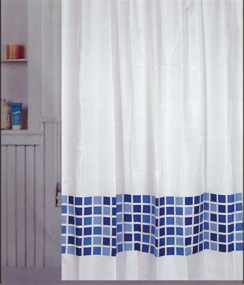 mosaic pattern curtains blue mosaic pattern fabric shower curtain y2802 wholesale
