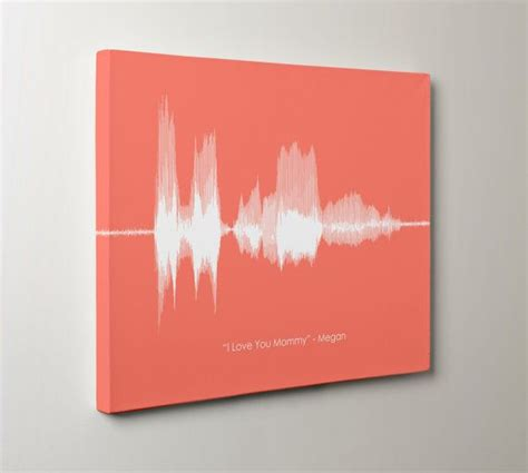 christmas gifts for mom from daughter 17 best images about soundwaves on pinterest
