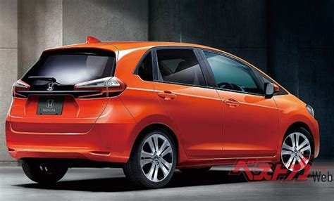 Honda New 2020 by Burlappcar 2020 Honda Fit