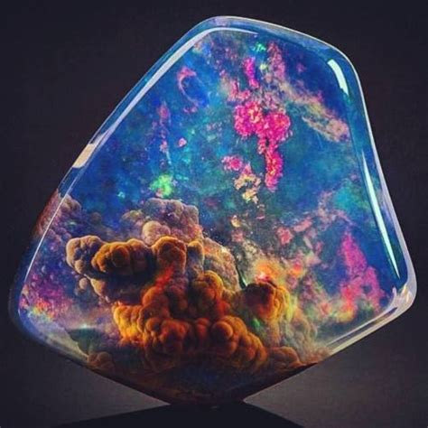 matrix opal gemsona nebula opal