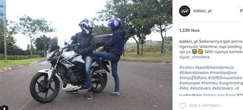 Helm Kbc V Zero Black Blue White daftar helm motovlog yang bagus dan keren