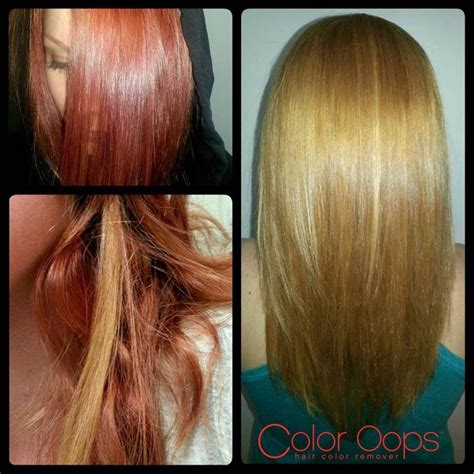 color opps about what of results you get from color