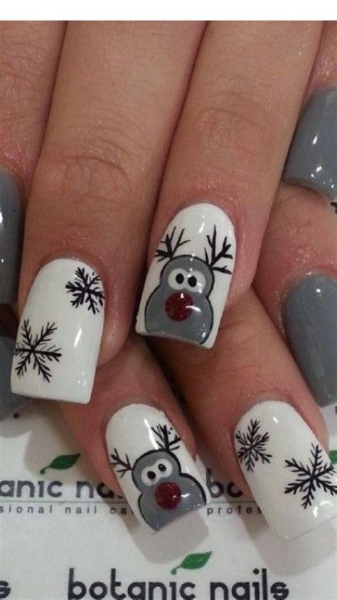 Decoration Ongle Noel by Ongles Fetes De Noel