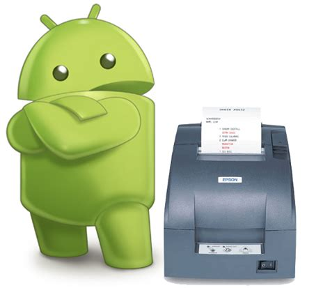 how to print from android phone to wireless printer epson releases sdk for android to support wireless pos printing android central