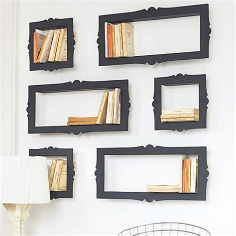 picture frame books 36 creative bookshelves with design decoholic