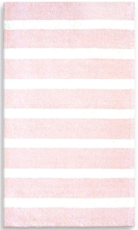 White And Pink Rug by Cabana Pink And White Stripe Rug The Frog And The Princess