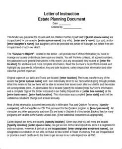estate planning template estate plan template a sle real estate investment
