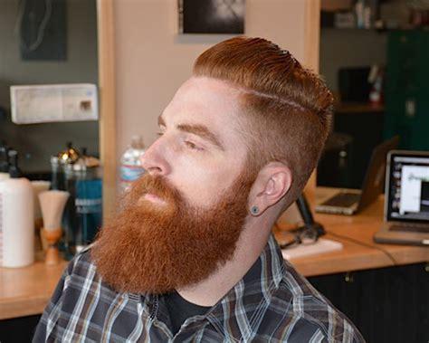 boston fade haircut beard grooming plus fresh cuts by barber brian burt
