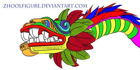 imagenes reales de quetzalcoatl quetzalcoatl by zhoolfigure on deviantart