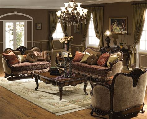 living room furniture for sale on ebay living room 3pc cassiopeia antique walnut traditional living room
