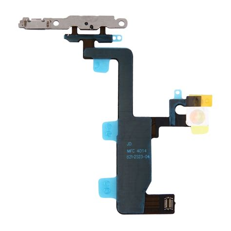 Home Button Iphone 6 6g replacement iphone 6 power button flashlight flex cable