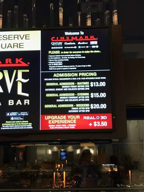 lincoln theatre bellevue cinemark theatre opens at lincoln square expansion
