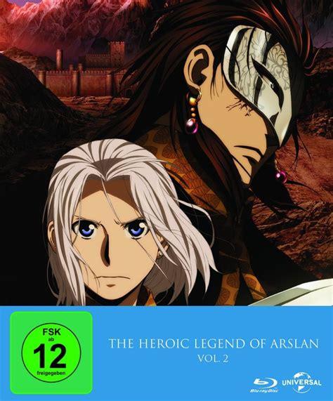 The Heroic Legend Of Arslan Vol 4 Berkualitas anime release liste 2017 deutschland januar seite 8 8