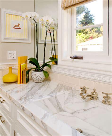 calcutta marble contemporary bathroom pappas miron calcutta marble bathroom sink design ideas
