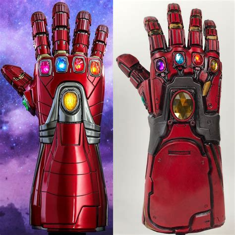 avenger endgame iron man infinity gauntlet sold