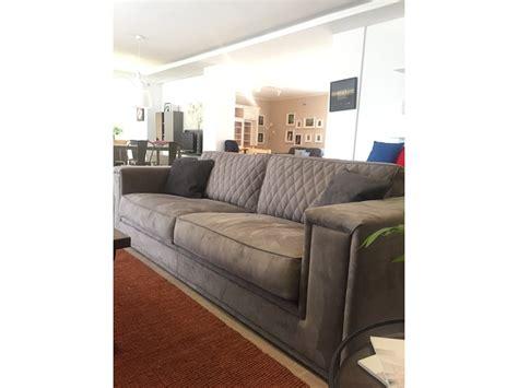 divani epoque divano in pelle nabuk epoque a prezzo scontatissimo